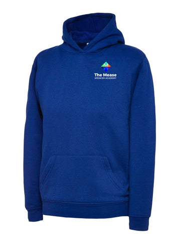 Hooded PE Top The Mease Spencer Academy