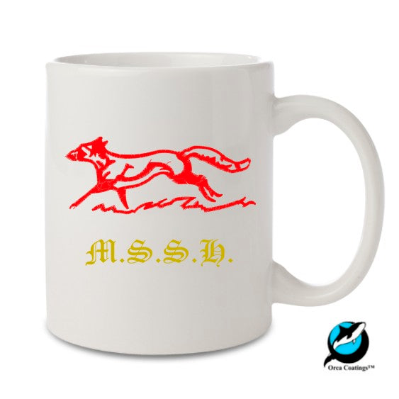 MSSH Earthenware Mug