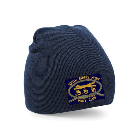 South Staffs Hunt Pony Club Beanie Hat