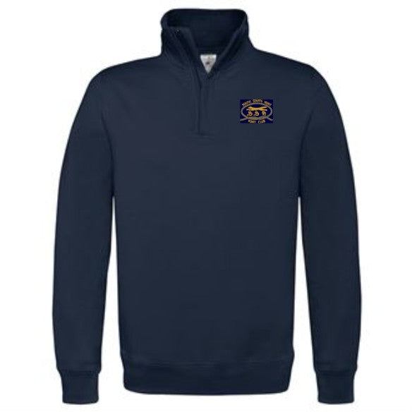 South Staffs Hunt Pony Club 1/4Zip Sweatshirt