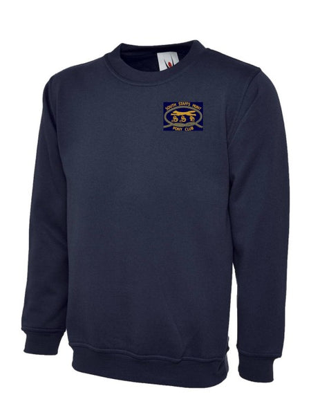 South Staffs Hunt Pony Club Sweatshirt