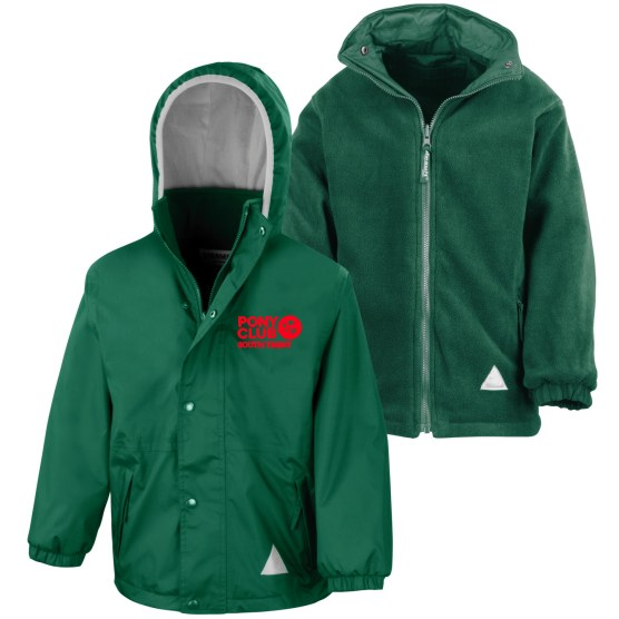 South Trent Reversible Jacket