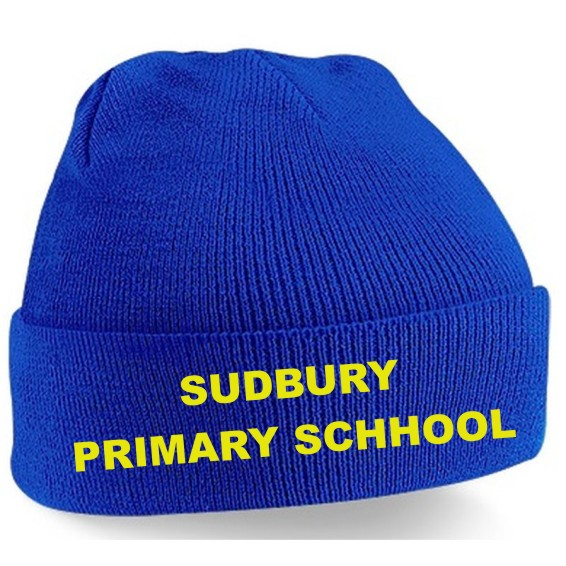 Sudbury Primary School  Pull on Beanie