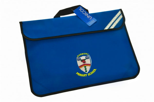 Sudbury Primary School Document Bag