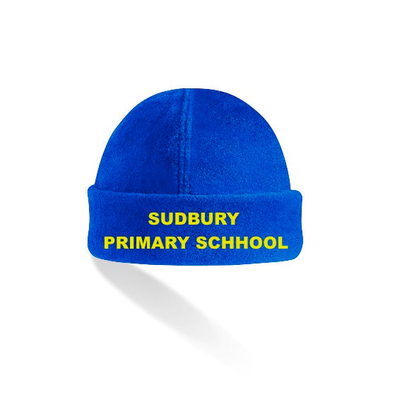 Sudbury Primary School  Fleece Beanie