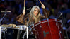 Dame Evelyn Glennie visits us at NDC!