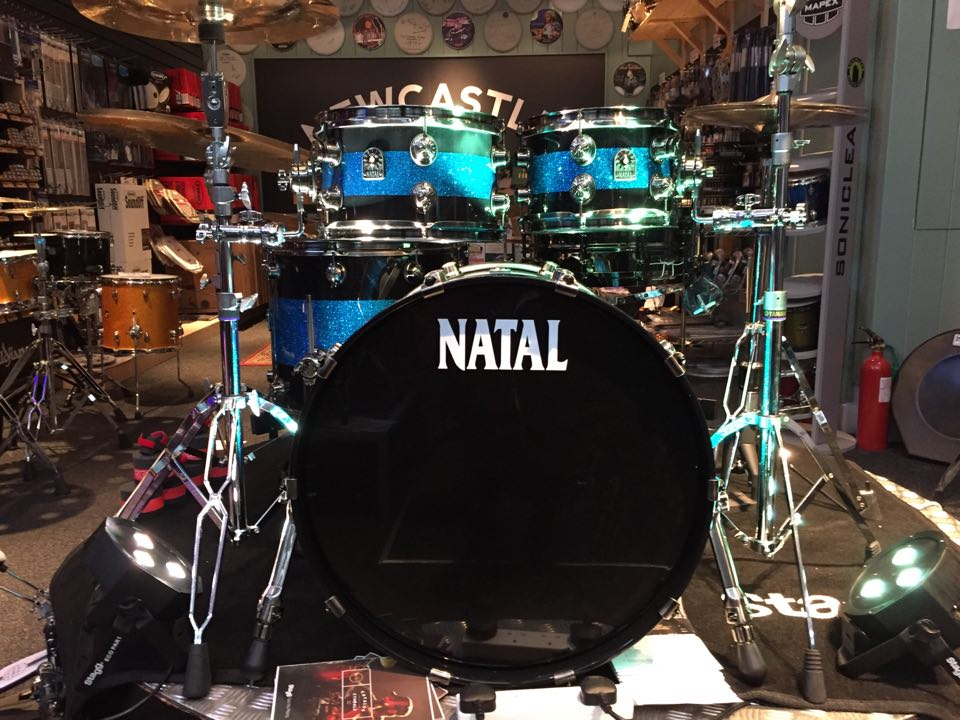 NATAL Drums @ Newcastle Drum Centre