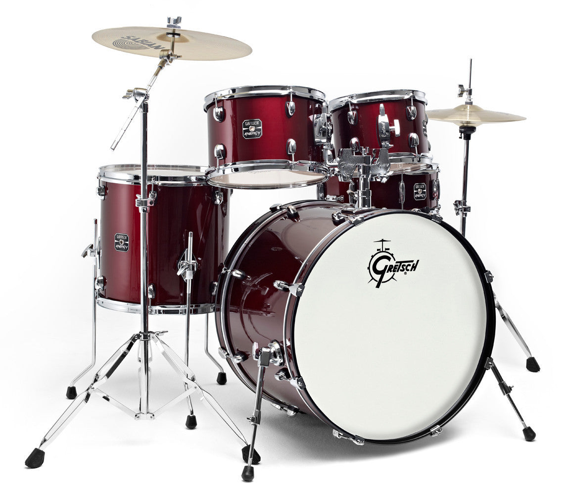 Gretsch Energy drum kits at Newcastle Drum Centre
