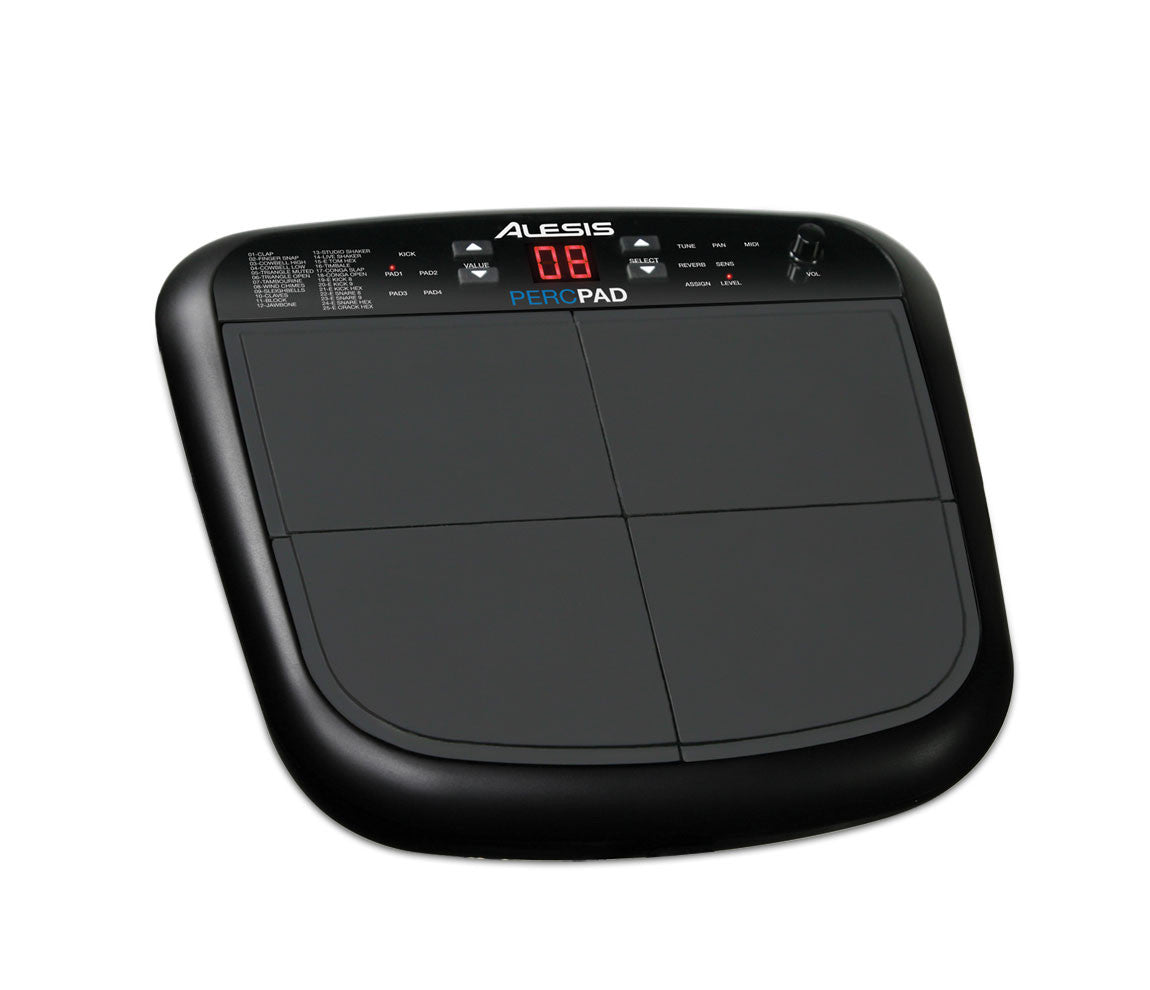 ALESIS PERCPAD COMPACT FOUR PAD
