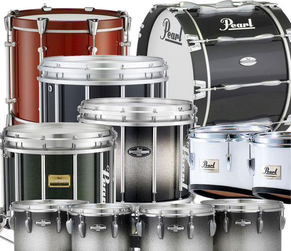 Pearl Marching Drums