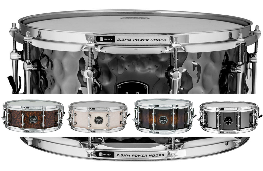 Mapex Armory Snare Drums