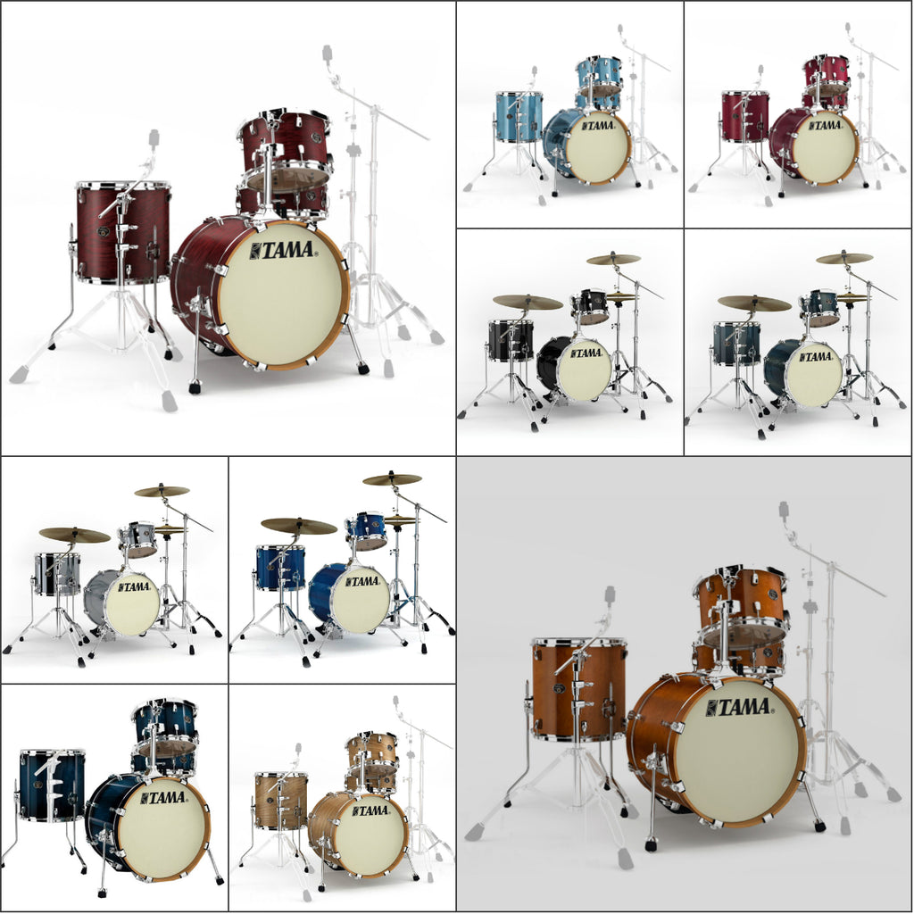 Drum Kits and Shell Packs from Tama