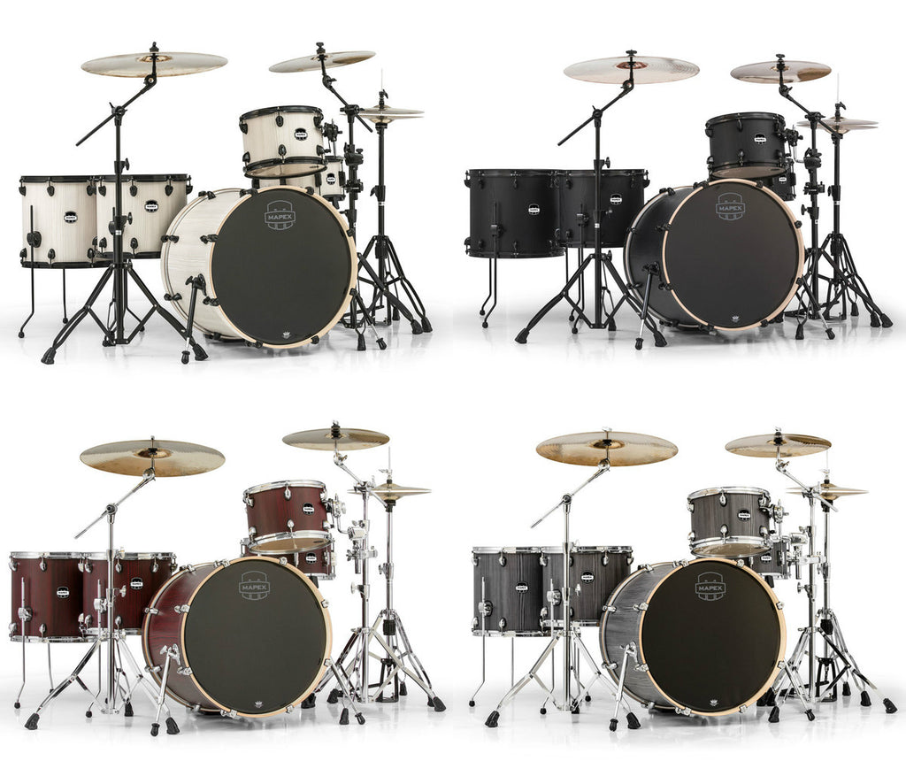 Mapex Mars 5-piece Drum Kits