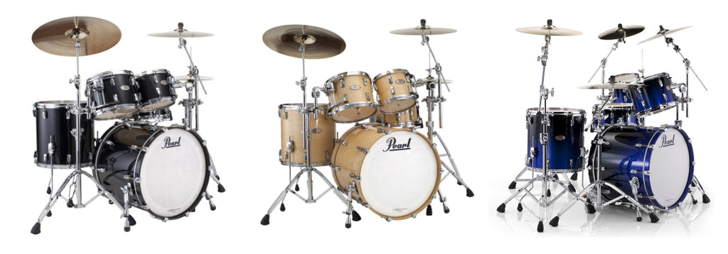 Pearl Reference Series Drum Kits