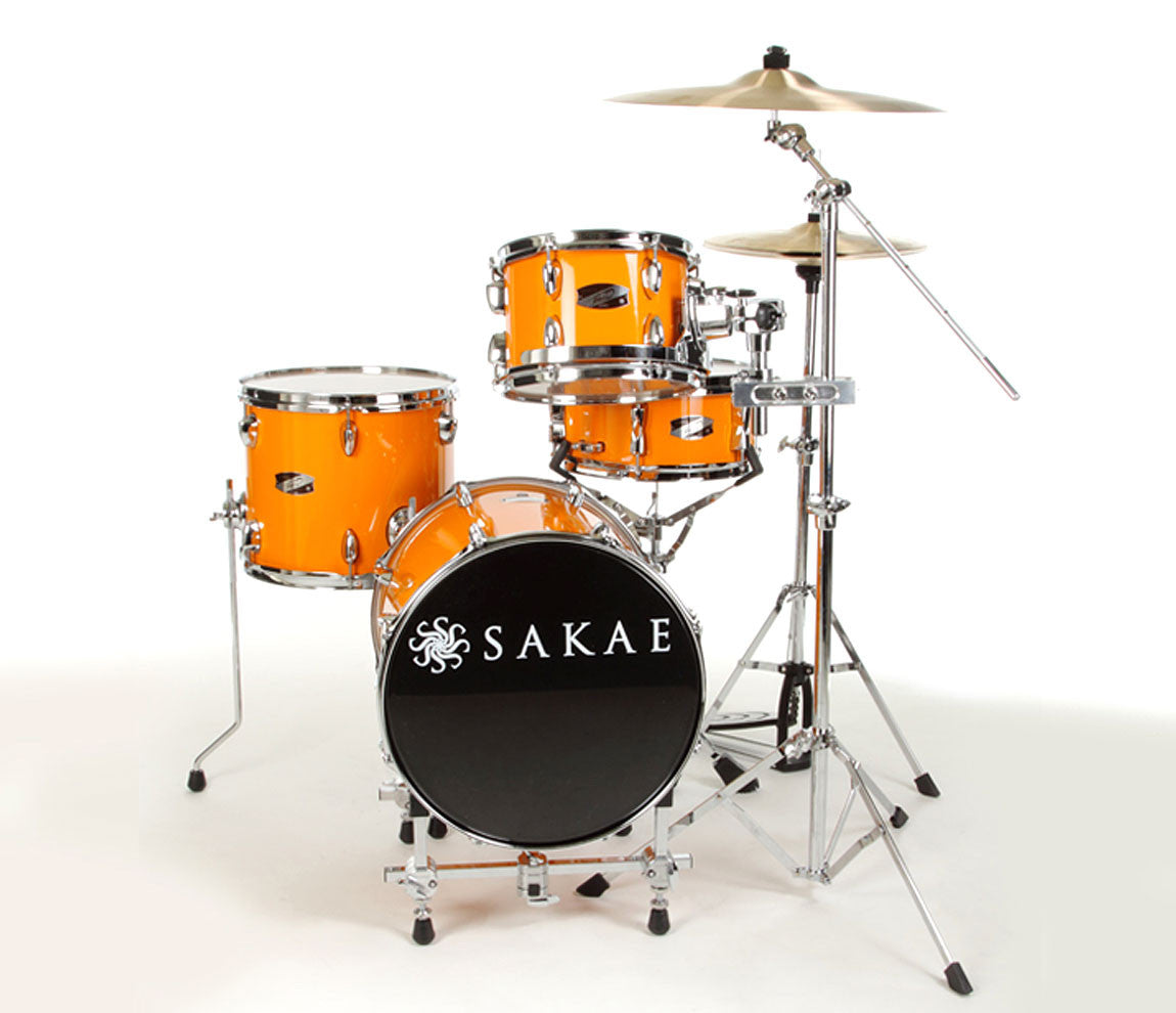 Sakae Pac D Drum Kit