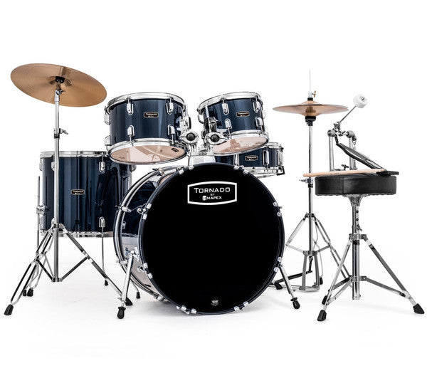 Mapex Tornado Rock Fusion Drum Kit