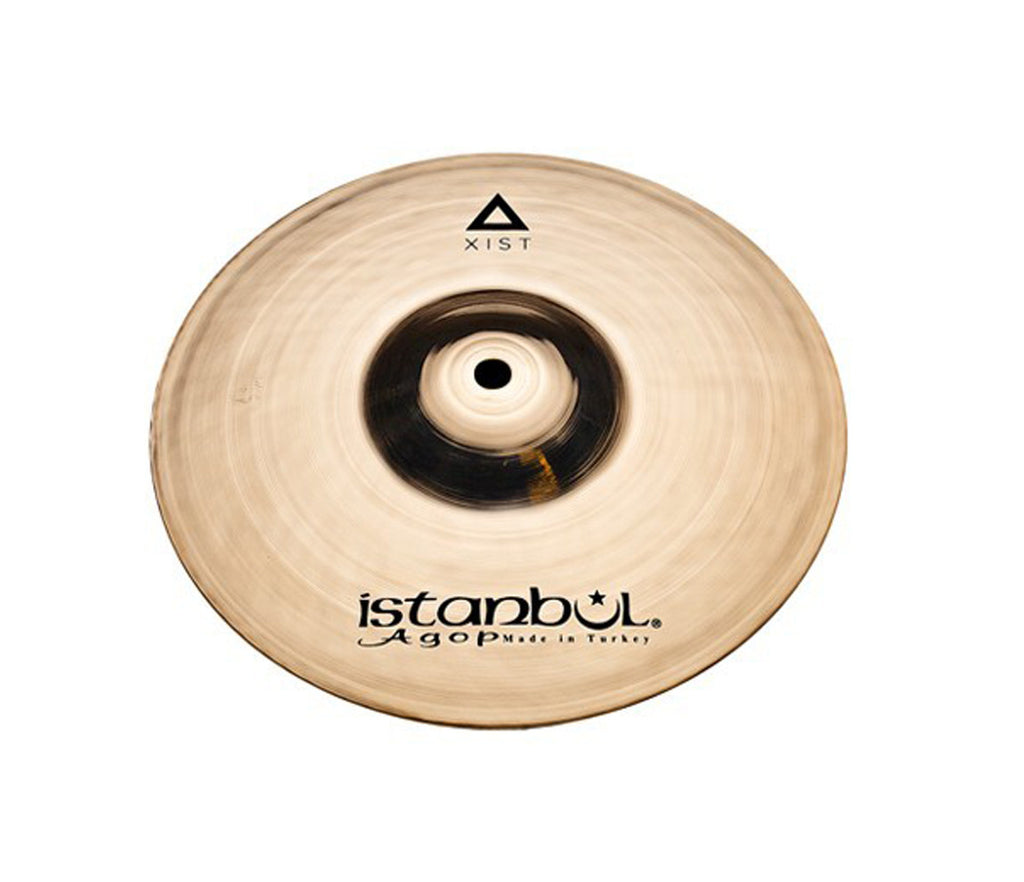 istanbul agop 10 xist splash cymbal. Black Bedroom Furniture Sets. Home Design Ideas