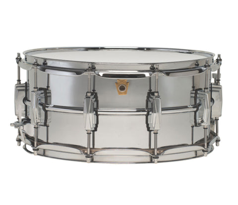"Ludwig LM402 14"" x 6.5"" Snare Drum With Classic Lugs"