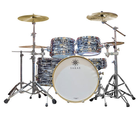 Sakae Trilogy 4-Piece Fusion Shell Pack in Black Oyster Pearl