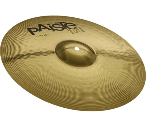 "Paiste 101 Brass 14"" Crash Cymbal"