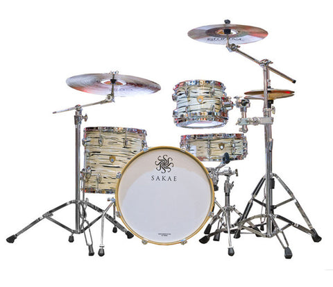 Sakae Trilogy 3-Piece Shell Pack In Mint Oyster Pearl