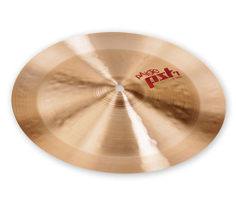 "Paiste PST 7 14"" China Cymbal"