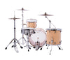 "Ludwig, Ludwig NeuSonic, 20"" x 14"" Kick Drum, 14"" x 14"" Floor Tom, 12"" x 8"" Rack Tom, Sugar Maple Finish"