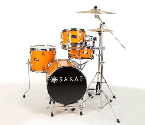 Sakae Pac-D Compact Shell Pack in Orange