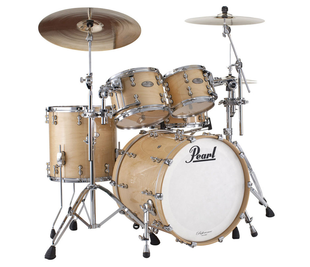 pearl reference pure 4 piece rock fusion drum kit. Black Bedroom Furniture Sets. Home Design Ideas