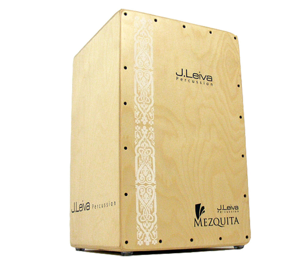 J.Leiva Mezquita Claro Cajon with bag