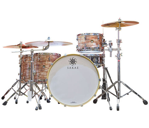 Sakae Trilogy 4-Piece Shell Pack in Pink Oyster Pearl
