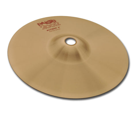 "Paiste 2002 Special Sounds 8"" Accent Cymbal"