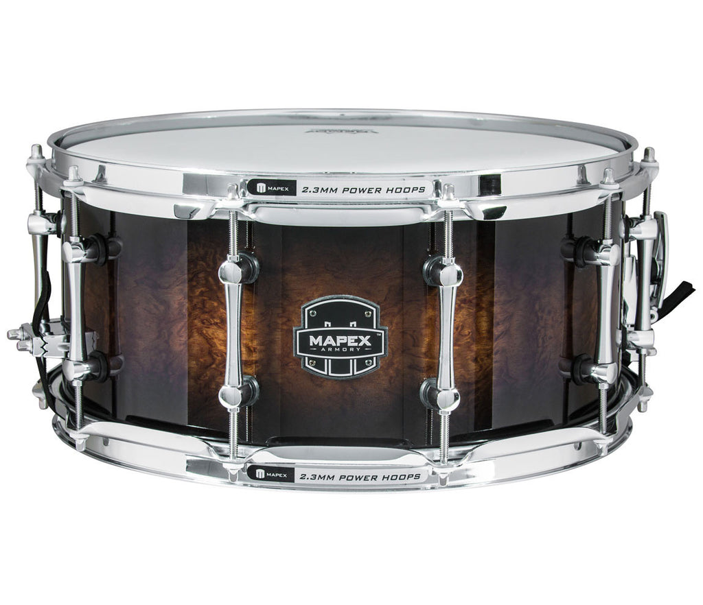 "Mapex Armory The Exterminator 14"" x 6.5"" Snare Drum"