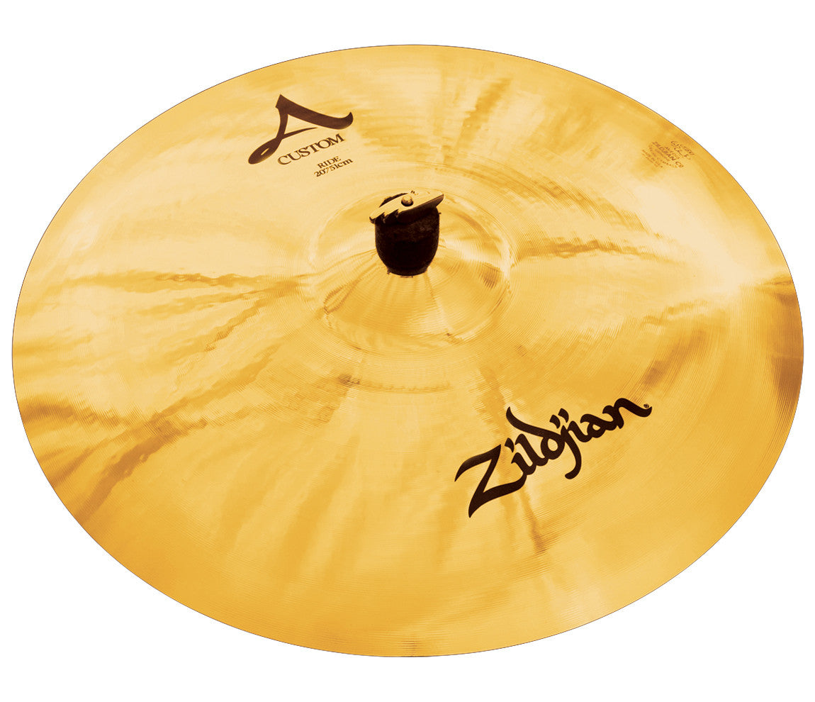 "Zildjian 20"" A Custom Ride Brilliant Cymbal"