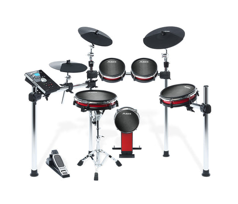 Alesis Crimson 5-piece Electronic Drum Kit with Mesh Heads (Pre-Order)