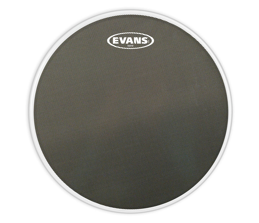 Evans Hybrid Coated Snare Batter Drum Head, 13""