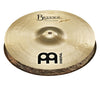 "Meinl Byzance Brilliant 13"" Serpents Hi-Hat Cymbal"