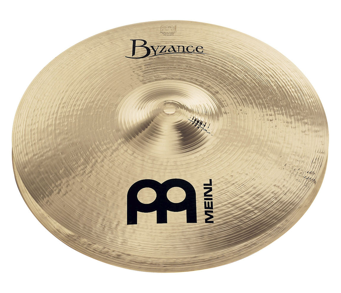 "Meinl Byzance Brilliant 13"" Medium Hi-Hat Cymbal"