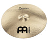 "Meinl Byzance Brilliant 18"" Medium Thin Crash Cymbal"