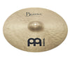 "Meinl Byzance Traditional 18"" Extra Thin Hammered Crash Cymbal"