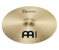"Meinl Byzance Traditional 18"" Thin Crash Cymbal"