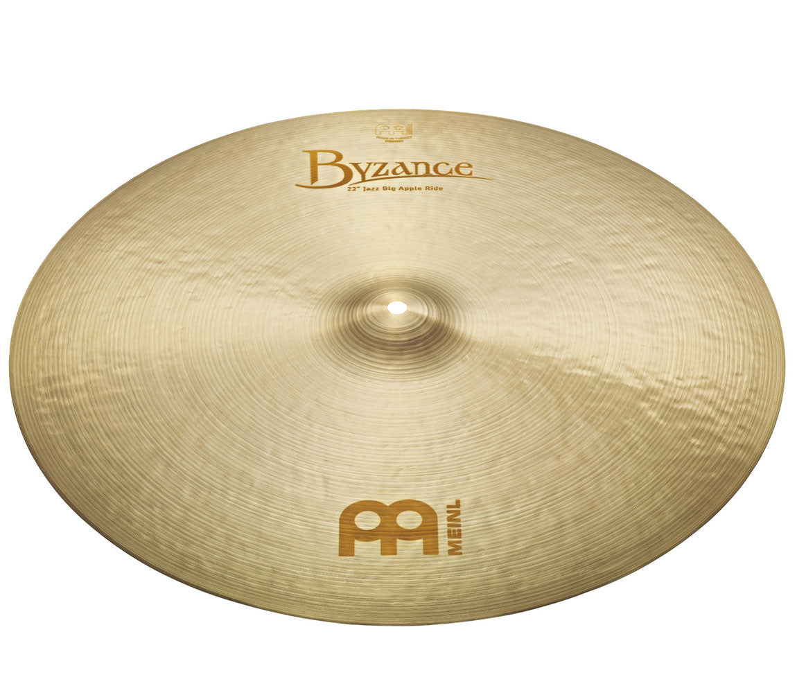 "Meinl Byzance Jazz 22"" Big Apple Ride Cymbal"