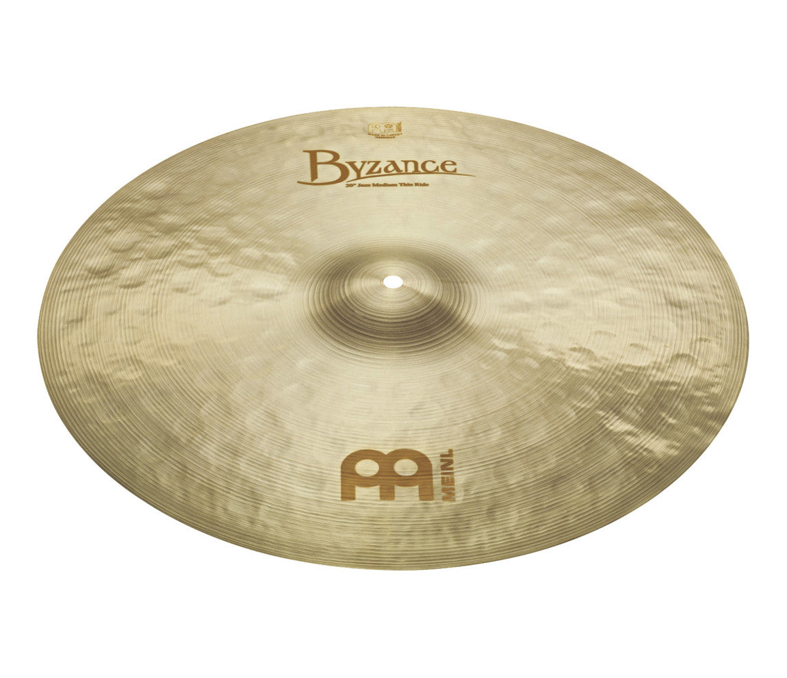 "Meinl Byzance Jazz 22"" Medium Ride Cymbal"