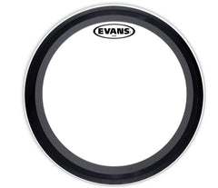 Evans EMAD Clear Bass Drum Head, 22""