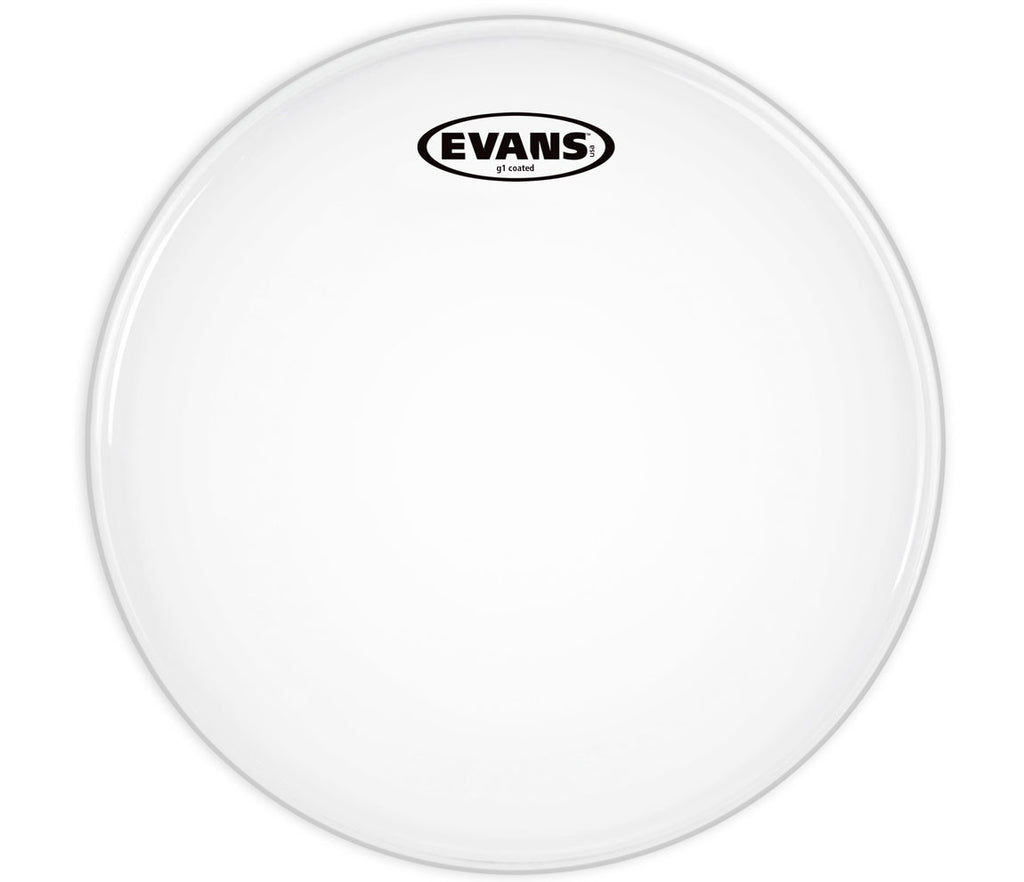 Evans G1 Coated Bass Drum Head, 16""