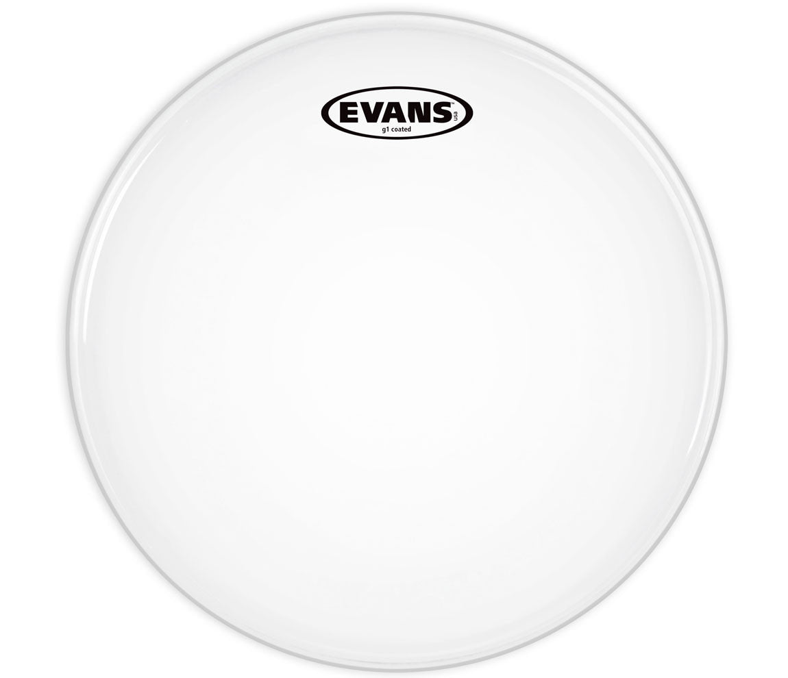 Evans G1 Coated Bass Drum Head, 18""