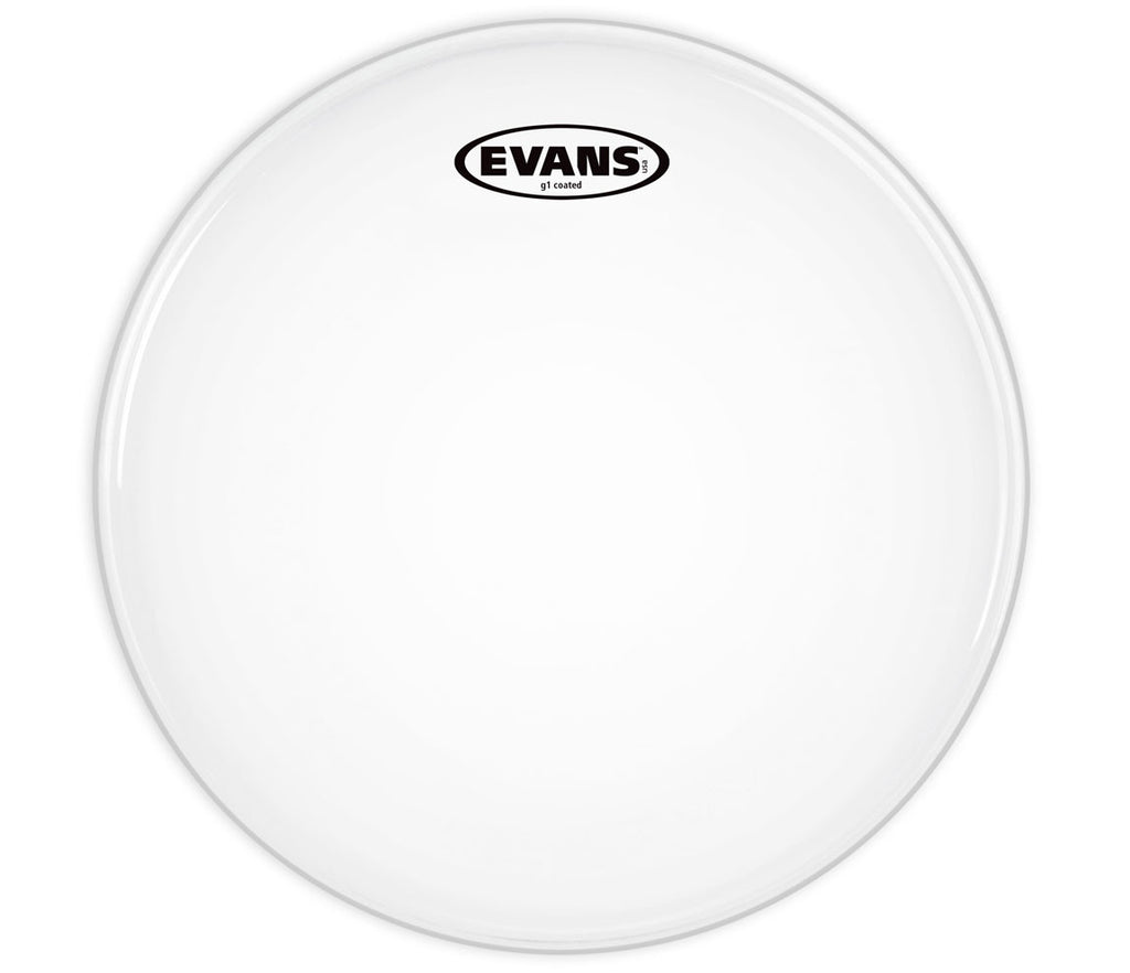 Evans G1 Clear Bass Drum Head, 18""