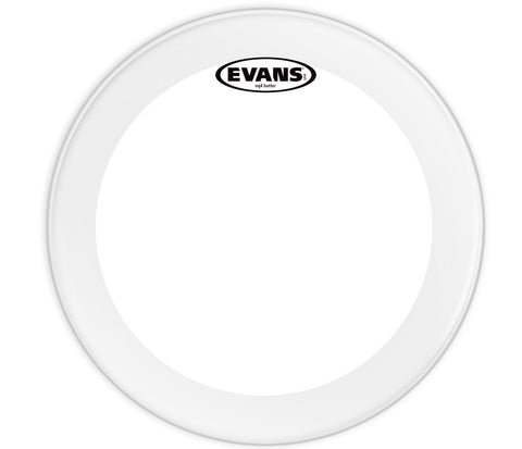 Evans EQ4 Clear Bass Drum Head, 24""