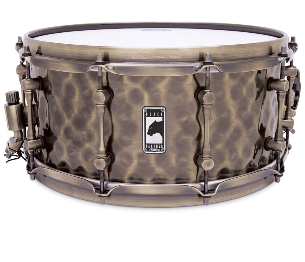 "Mapex Black Panther 'Sledge Hammer' 14"" x 6.5"" Snare Drum"