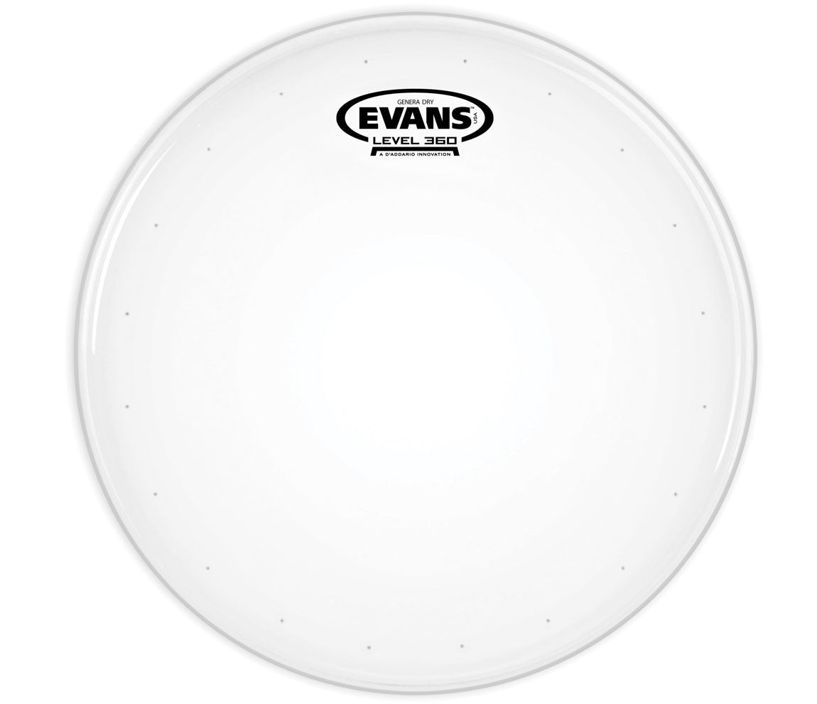 Evans Genera Dry Drum Head, 13""